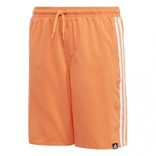 ADIDAS 3 stripes short classic-length Παιδικό Μαγιό DQ2982