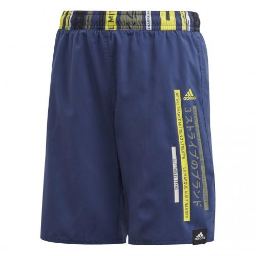ADIDAS Colorblock Swim Shorts FL8716