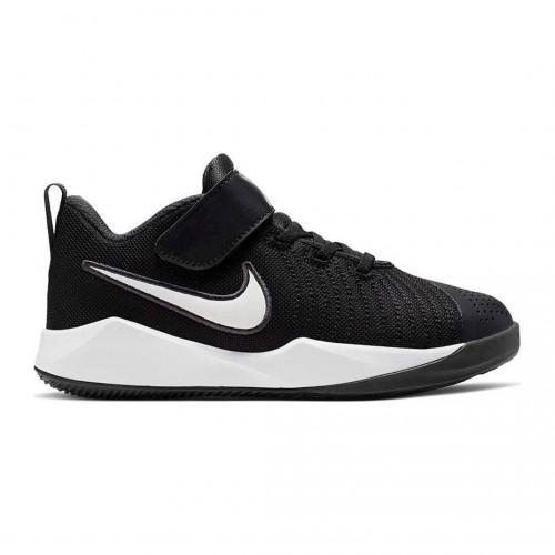 Nike Team Hustle Quick 2 AT5299-002 Μαύρο