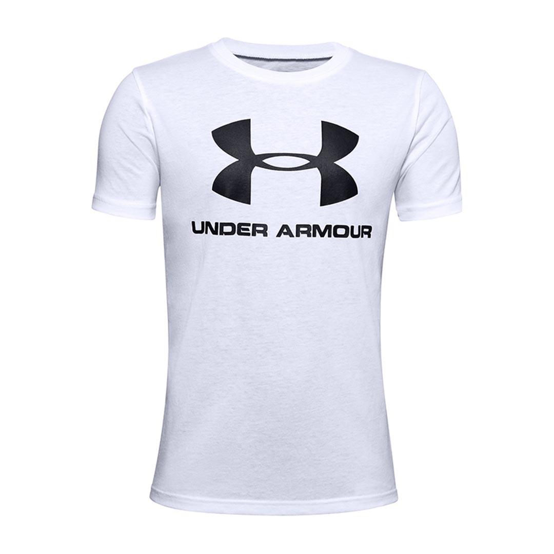 UNDER ARMOUR Sportstyle Logo SS K/M 1330893-100
