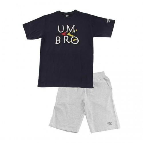 UMBRO SET T-SHIRT & VERDMUDA BASIC 68110E-1388
